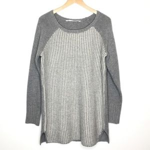 Athleta Wool Cashmere Sweater